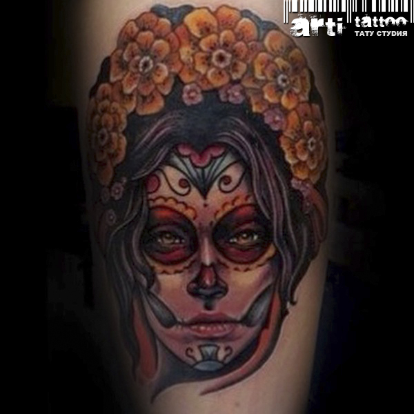 Портфолио салона студии Арти Тату ● Arti Tattoo